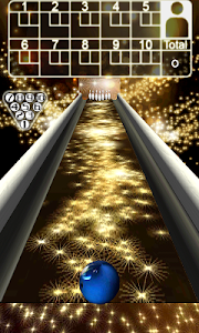 screenshot of 3D Bowling version 3.2