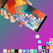 Rolling Icon - 3D Live Wallpaper & Launcher 2019