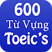 600 từ vựng TOEIC's, Tieng anh