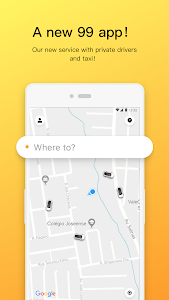 screenshot of 99 - Private Driver and Taxi version 6.9.6