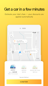 screenshot of 99 - Private Driver and Taxi version 6.7.5