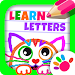 ABC DRAW \ud83c\udfa8 Kids Drawing! Alphabet Games Preschool