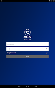 screenshot of ACN Companion version 5.5.3.1
