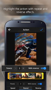 screenshot of ActionDirector Video Editor - Edit Videos Fast version 3.1.4