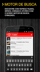 screenshot of AdoroCinema version Varies with device
