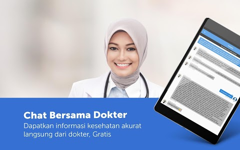 screenshot of Alodokter - Chat Bersama Dokter version 2.0.2