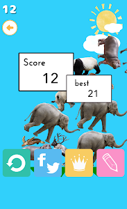 screenshot of Animal Tower version Varies with device