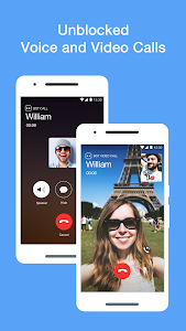 screenshot of BOTIM - Unblocked Video Call and Voice Call version 1.1.7