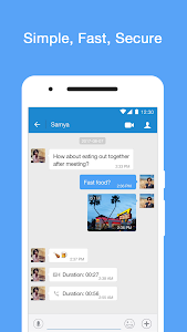 screenshot of BOTIM - Unblocked Video Call and Voice Call version 1.3.0