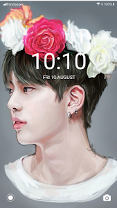 screenshot of BTS Wallpapers KPOP Fans HD version 1.10