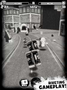 screenshot of Bendy in Nightmare Run version 1.4.3676