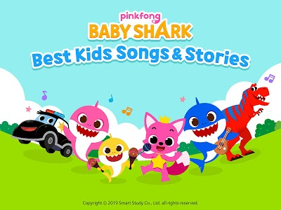 screenshot of Baby Shark Best Kids Songs & Stories version 103
