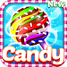 Sweet match 3 puzzle game : Candy holic