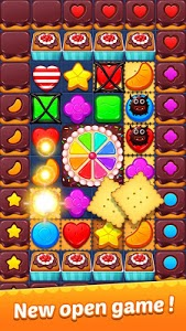 screenshot of Candy holic : Sweet Puzzle Master version 3.6.8001
