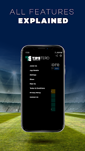 screenshot of Betting Tips Football version 1.2.06