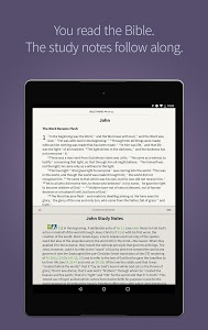 screenshot of Bible App by Olive Tree with KJV, NIV and ESV Free version 7.5.4.0.5664