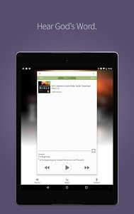 screenshot of Bible App by Olive Tree version 7.3.1.0.320