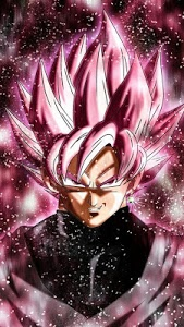 Download Black Goku Super Saiyan Rose Wallpaper 10 Apk