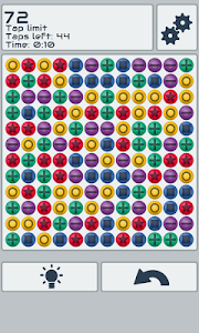 screenshot of Bubble Breaker version 1.0.4