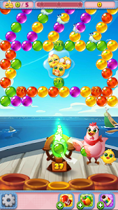 screenshot of Bubble CoCo: Color Match Bubble Shooter version 1.8.1.6