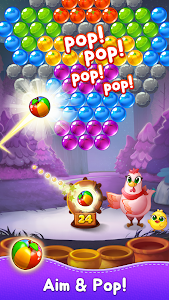 screenshot of Bubble CoCo : Bubble Shooter version 1.8.1.9