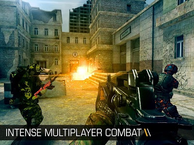 screenshot of Bullet Force version 1.56