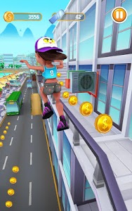 screenshot of Bus Rush 2 version 1.30.01