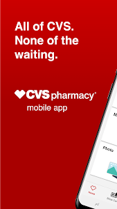 screenshot of CVS/pharmacy version 5.11.1