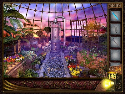 screenshot of Can you escape the 100 room IV version 50