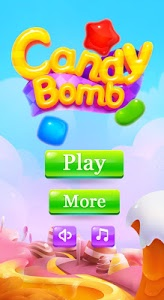 screenshot of Candy Bomb version 6.9.3935