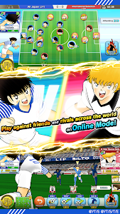 screenshot of Captain Tsubasa: Dream Team version 2.3.1