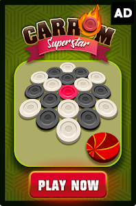 screenshot of Carrom Superstar version 12.0