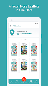 screenshot of Checkers: Online Groceries and Savings version 5.1.3