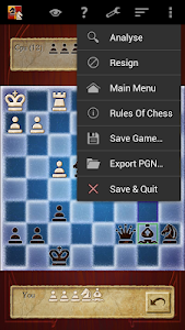 screenshot of Chess Free version 3.255