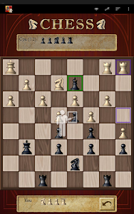 screenshot of Chess Free version 2.82