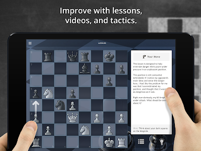 screenshot of Chess · Play & Learn version 3.8.2