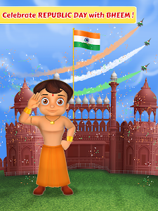 screenshot of Chhota Bheem Club version 1.0