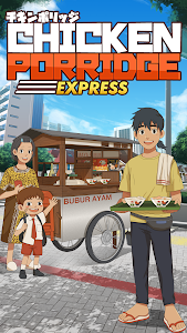 screenshot of Chicken Porridge Express version 0.8