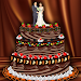 Chocolate Wedding Cake Maker Factory