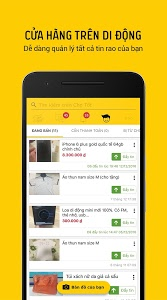 screenshot of Cho Tot - Shopping, Buy & Sell version Varies with device