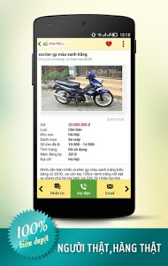 screenshot of Cho Tot.vn - Mua ban rao vat version 1.7.2