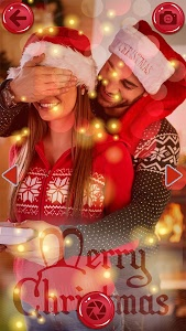 screenshot of Christmas Photo Filters And Effects version 1.4