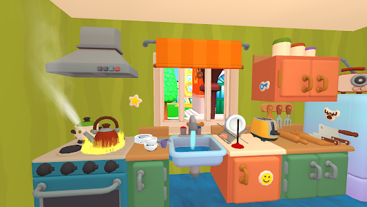 screenshot of Clean Rose's House version 1.4