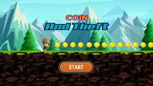 screenshot of Coin And Thief version 2.0