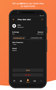 screenshot of Coin Stats App – Crypto Tracker & Bitcoin Prices version 2.8.0.5