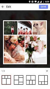 screenshot of Photo Collage – Photo Editor & Pic Collage Maker version 1.4.5