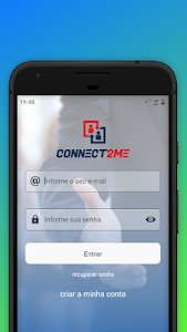 screenshot of Connect2Me version 0.19.8