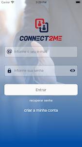 screenshot of Connect2Me version 0.22.8