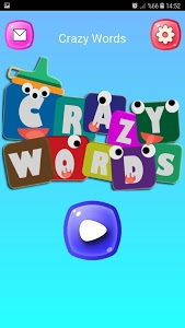 screenshot of Crazy Words - Word Search Game version 2.4
