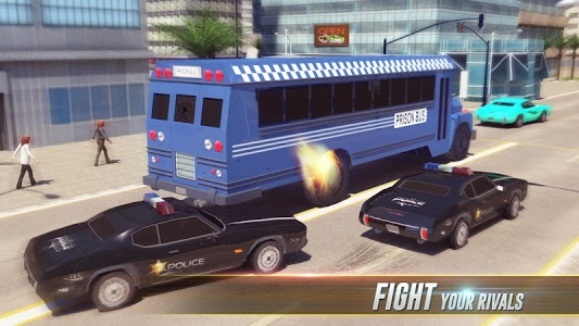 screenshot of San Andreas Crime City Gangster 3D version Varies with device